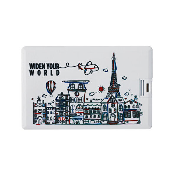 Picture of  TK Collection France Usb Card