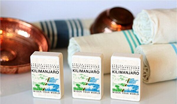 Picture of  TK Collection Kilimanjaro Soap Set 3 Pieces