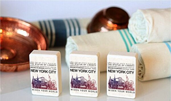 Picture of  TK Collection New York City Soap Set 3 Pieces