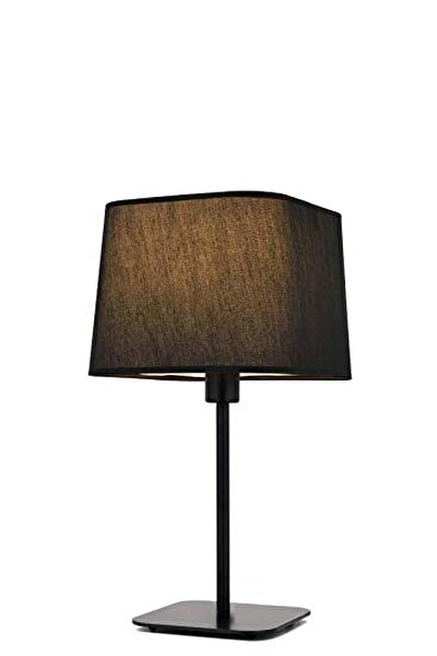 Picture of  Avonni Hml-9071-1Bs Black Painted Table Lamp