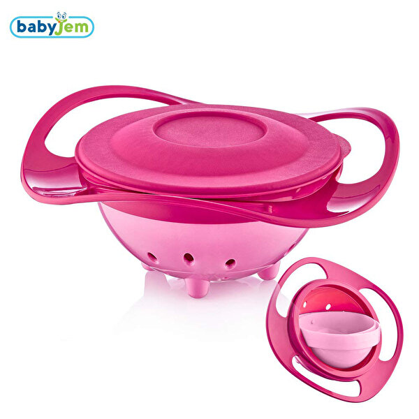 Picture of Babyjem Amazing Bowl, Pink