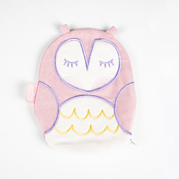 Picture of Babyjem Cherry Core Frog Pillow Pink Owl