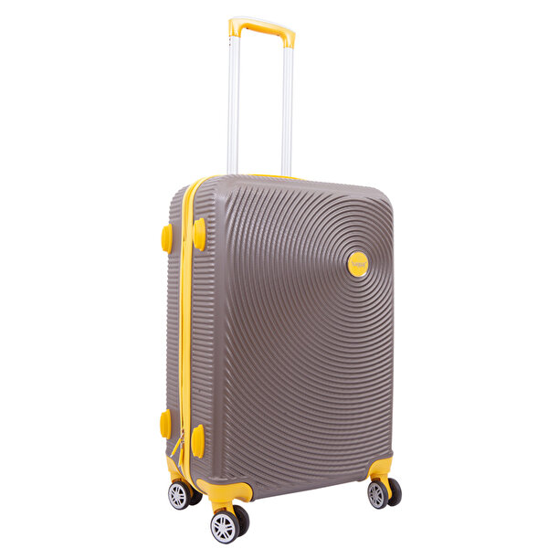 Picture of  Baggaj V341 Small Grey Luggage
