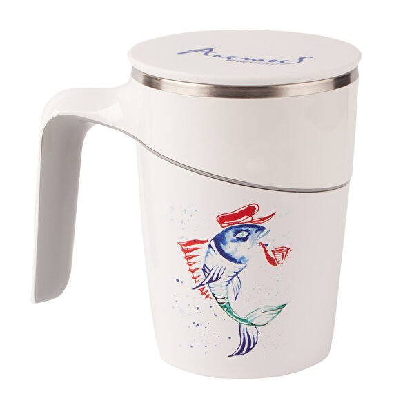 Picture of Biggdesign AnemoSS Micho Fish Suction Mug