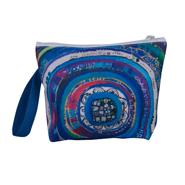 Picture of BiggDesign Evil Eye Pattern Make - Up Bag