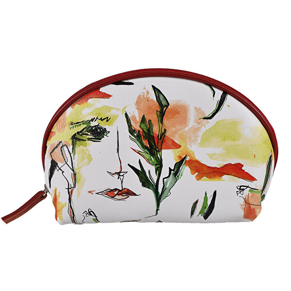 Picture of Biggdesign Green Face Makeup Bag