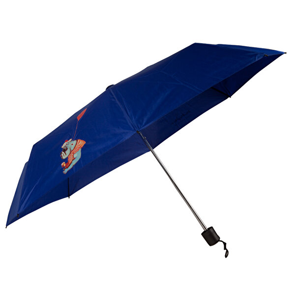 Picture of Biggdesign Mr. Allright Man Blue Umbrella