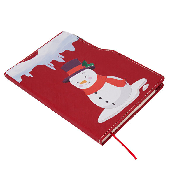 Picture of Biggdesign Snowman Notebook