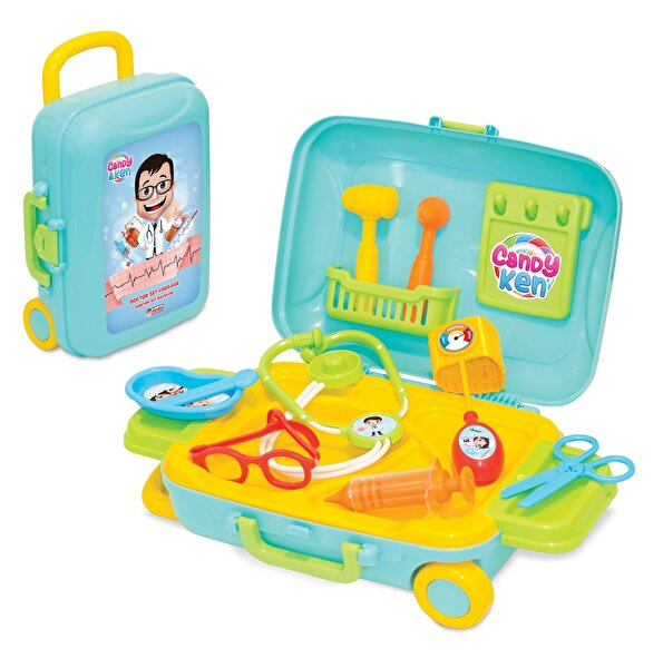 Picture of  Dede Candy & Ken Doctor Set Suitcase