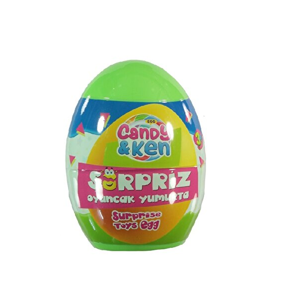 Picture of  Dede Candy & Ken Surprise Egg