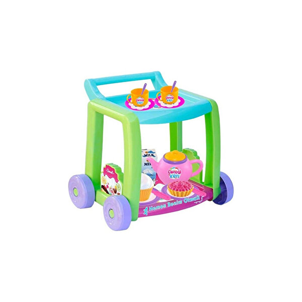 Picture of Dede Candy & Ken Tea Service Trolley
