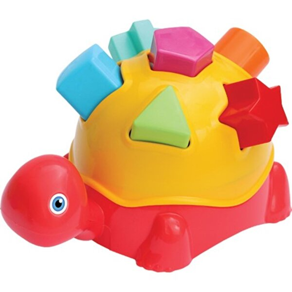 Picture of Dede Turtle Sort and Discover Toy For Babies
