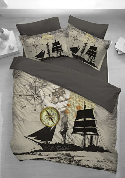Picture of Gold Case Touch Series Twin Size Duvet Set - Caribbean