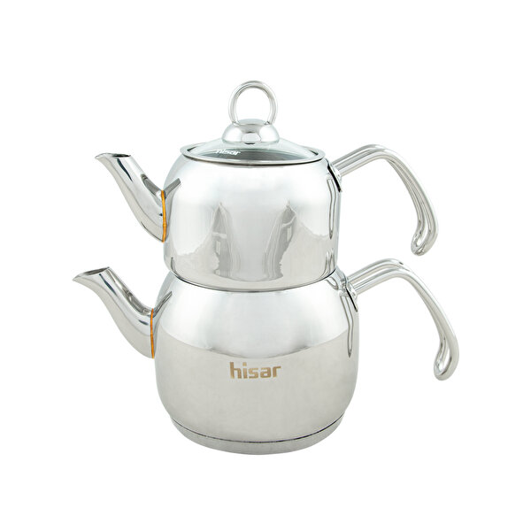 Picture of Hisar Mercury Glass Lid Teapot