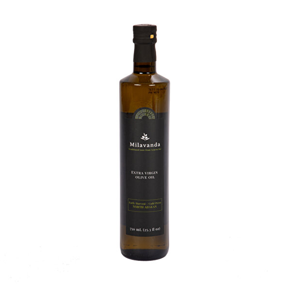 Picture of MILAVANDA Early Harvest, Cold Pressed, North Aegean Extra Virgin Olive Oil