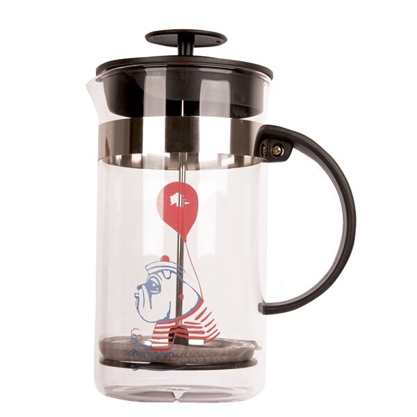 Picture of  Mr. Allright Man French Press 1000 ml