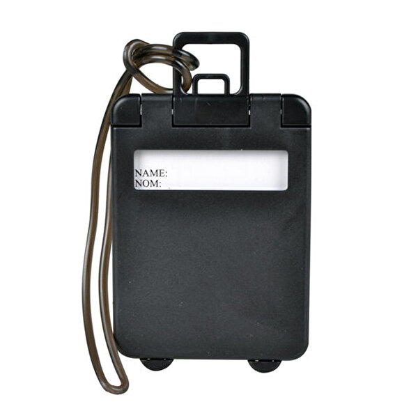 Picture of Nectar Black  Suitcase Tag