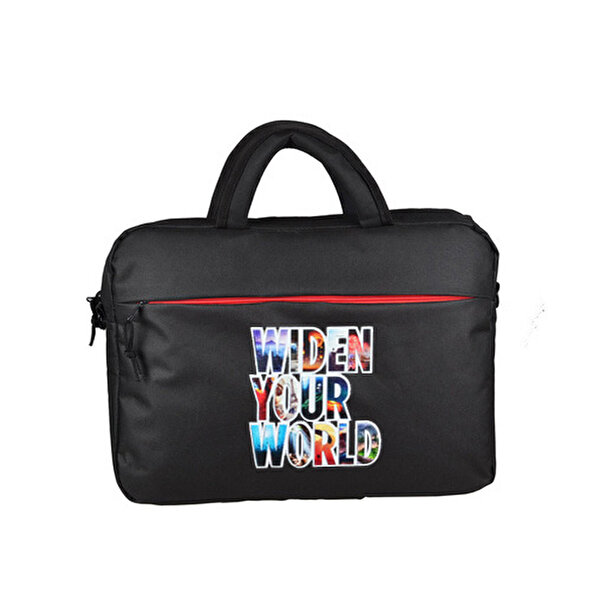 Picture of  TK Collection 11936701 Laptop Bag 16""