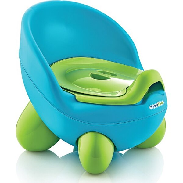 Picture of  Tonton potty blue / green