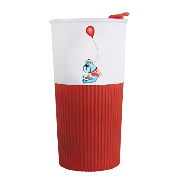 Biggdesign Mr Allright Man Kırmızı Mug