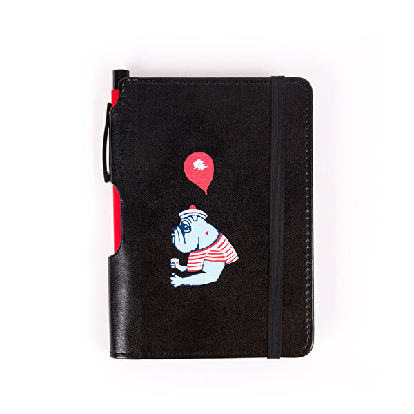 Biggdesign Mr.Allright Man Defter