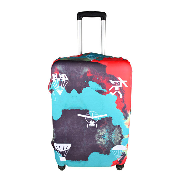 THK Design Luggage Cover