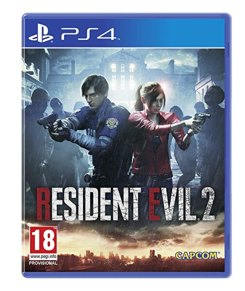 Picture of Aral Game Resident Evil 2 Ps4 Oyunu
