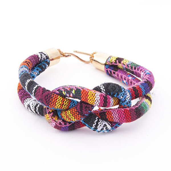 Picture of BiggDesign AnemosS Sailor's Knot Woman Bracelet - Multicolor