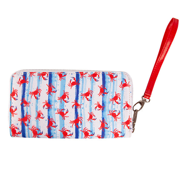 Picture of BiggDesign Crab Pattern Wallet