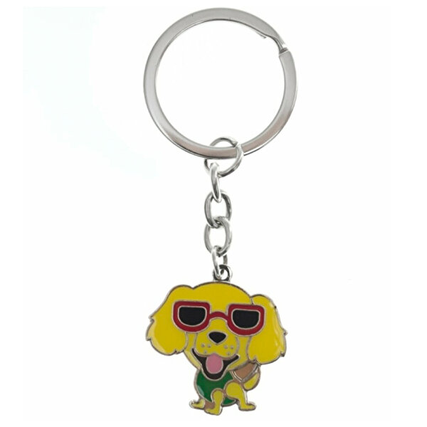 Picture of  Biggdesign Dogs Glasses Keychain
