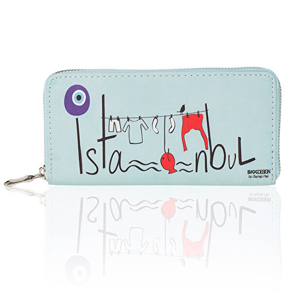 Picture of BiggDesign Istanbul Wallet Blue
