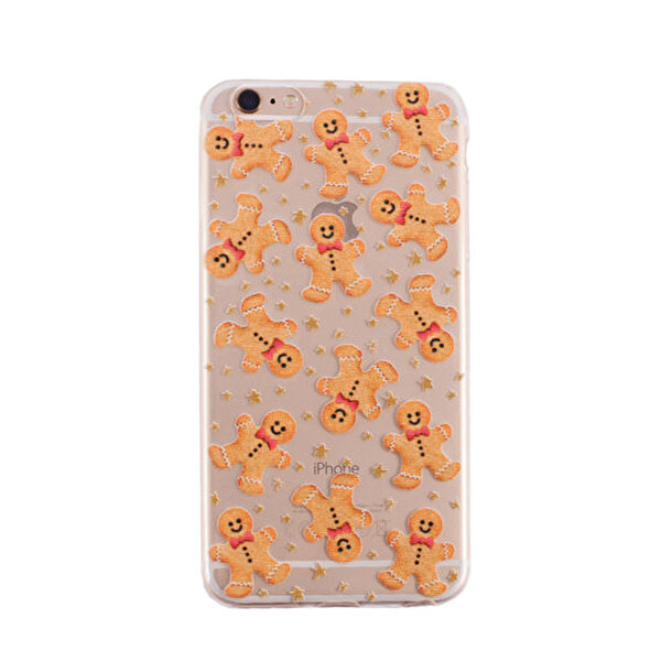 Picture of BiggDesign Gingerbread iPhone Cover