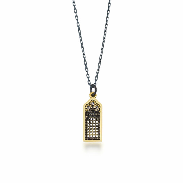 Picture of Biggdesign Mardin Window Necklace, Small Size