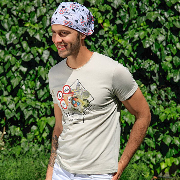 Picture of BiggDesign Nature Station Men Tshirt