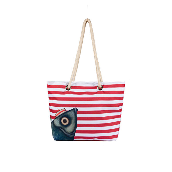 Picture of Biggdesign Pistachio Beach and Shopping Bag