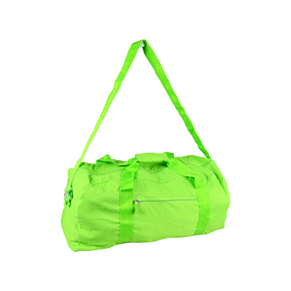 Picture of BiggFashion Green Foldable Duffel Bag