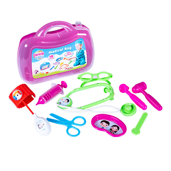 Picture of Dede Candy Doctor Suitcase Set