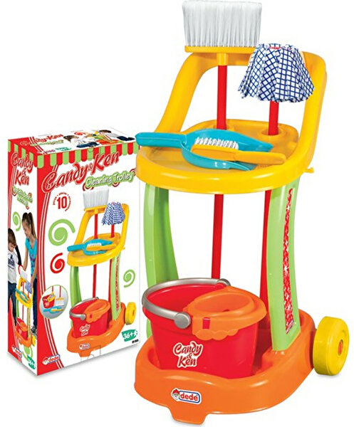 Picture of Dede Cleaning Trolley Set