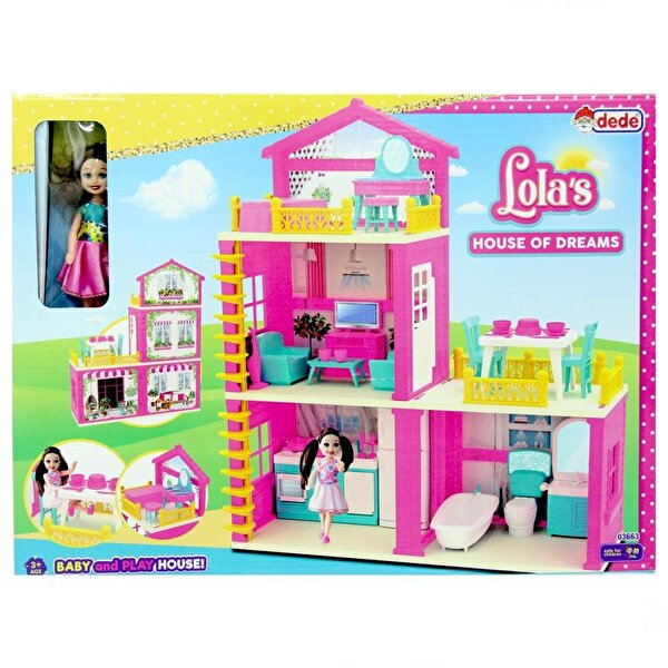 Picture of Dede  Lola's Dreams House