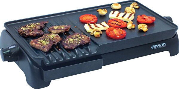 Picture of Emsan Feel Steel Double İkiz Grill H109