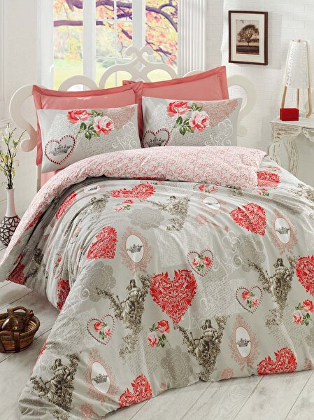 Picture of Gold Case Ranforce 100% Cotton Single Size Duvet Set - Jarvis