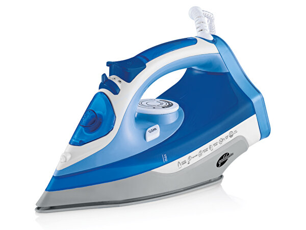Picture of Goldmaster GM-7613M Maxipress Blue Steam Iron