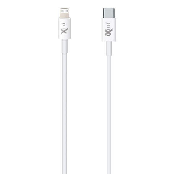 Picture of iXtech IX-UC009 Type-C to Lightning Cable - 1M Beyaz