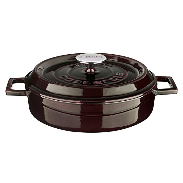 Picture of LAVA Enameled Round  Cast Iron Dutch Oven with Lid 2,61 Quart