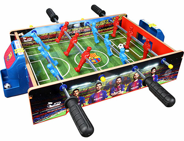 Picture of Matrax FC Barcelona Wooden Table Football