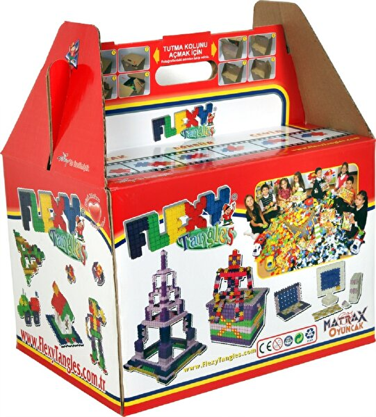Picture of Matrax Flexy Tangles Creative Blocks 1000 Pieces