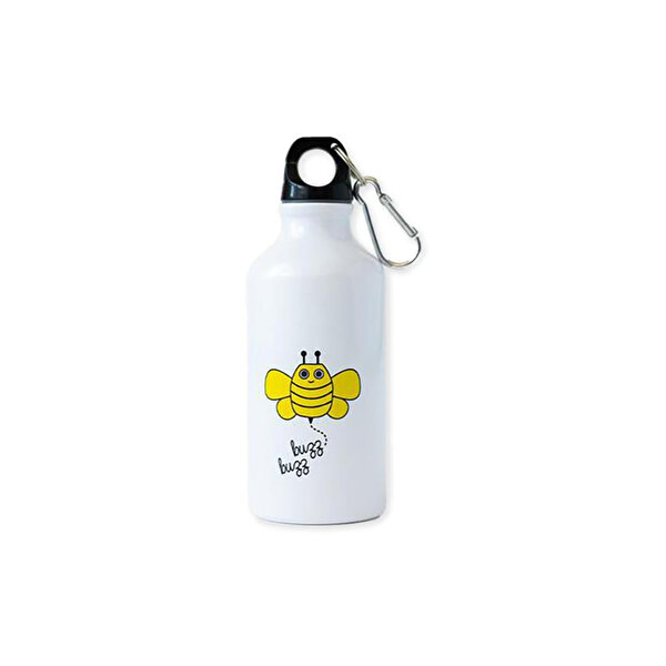Picture of Milk&Moo Buzzy Bee Kids Water Bottle