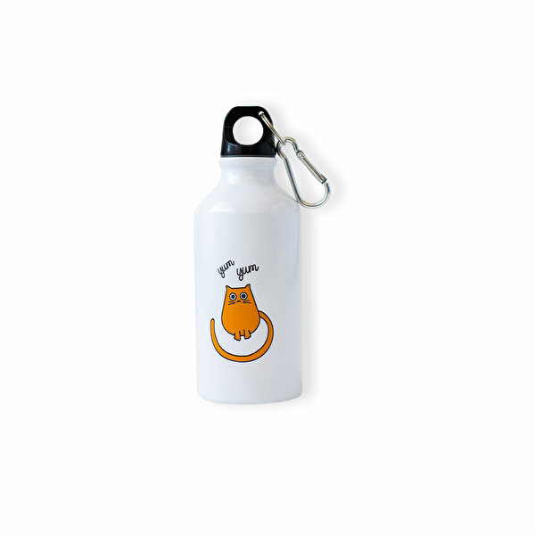 Picture of Milk&Moo Tombish Cat Kids Water Bottle
