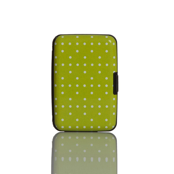 Picture of Nektar Bhac16 Business Dotted Green Card Holder