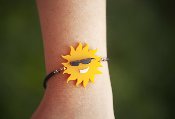 Picture of Noramore Sun Of A Beach Wristband